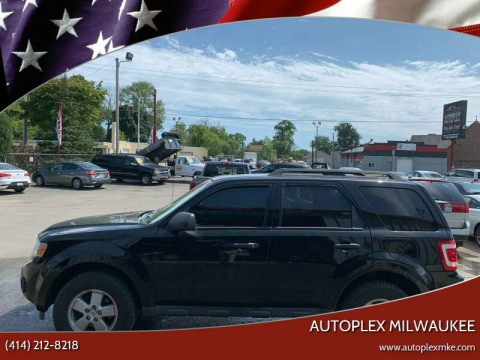 2012 Ford Escape for sale at Autoplex Milwaukee in Milwaukee WI