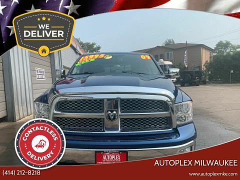 2009 Dodge Ram Pickup 1500 for sale at Autoplex Milwaukee in Milwaukee WI