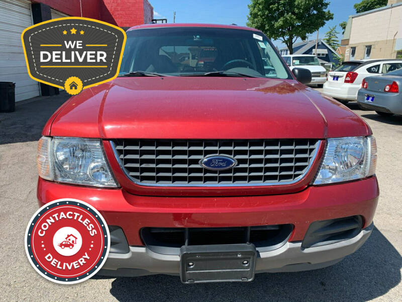 2002 Ford Explorer for sale at Autoplex Milwaukee in Milwaukee WI