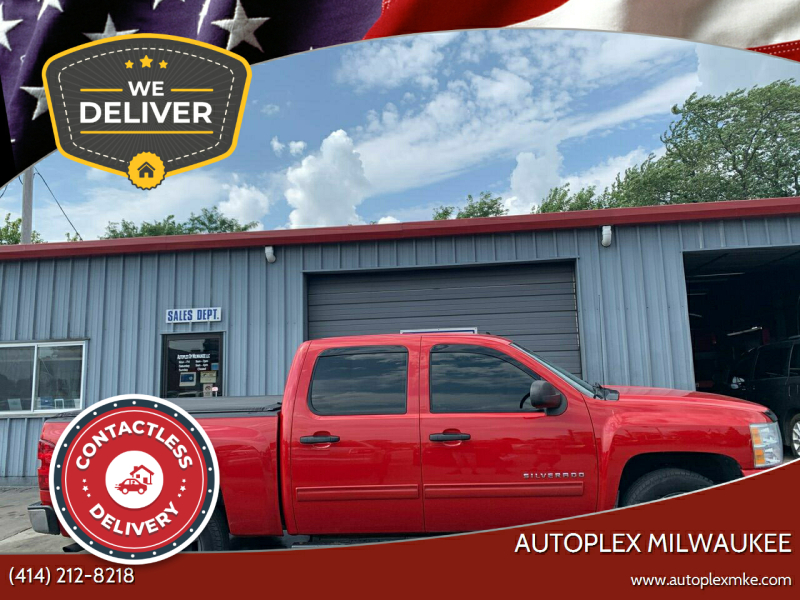 2011 Chevrolet Silverado 1500 for sale at Autoplex Milwaukee in Milwaukee WI