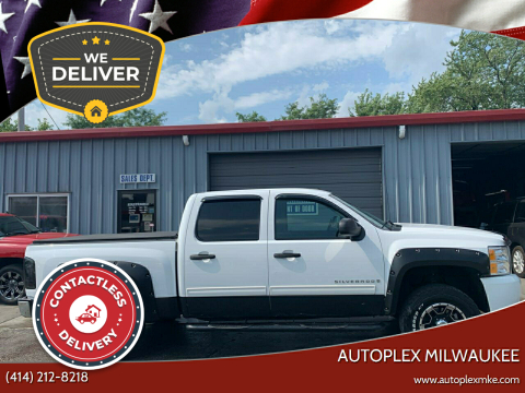 2009 Chevrolet Silverado 1500 for sale at Autoplex Milwaukee in Milwaukee WI