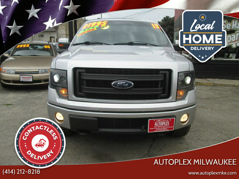 2013 Ford F-150 for sale at Autoplex Milwaukee in Milwaukee WI