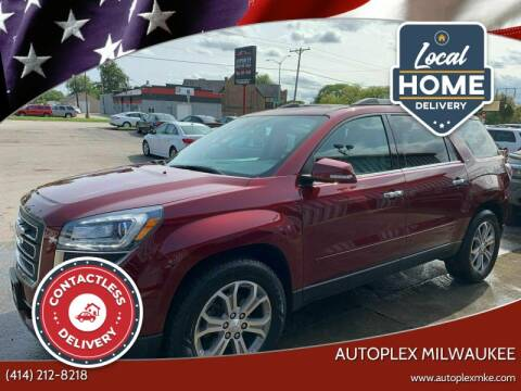 2015 GMC Acadia for sale at Autoplex Milwaukee in Milwaukee WI
