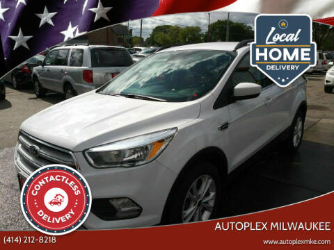 2018 Ford Escape for sale at Autoplex Milwaukee in Milwaukee WI