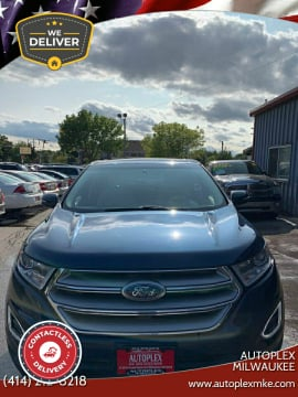 2017 Ford Edge for sale at Autoplex Milwaukee in Milwaukee WI