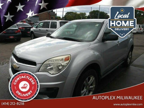 2010 Chevrolet Equinox for sale at Autoplex Milwaukee in Milwaukee WI