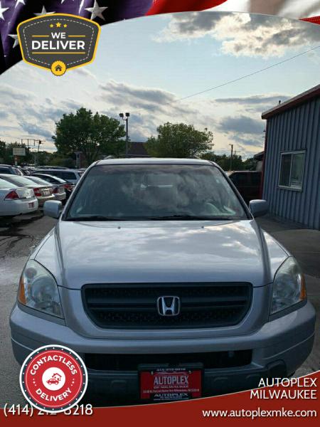 2004 Honda Pilot for sale at Autoplex Milwaukee in Milwaukee WI