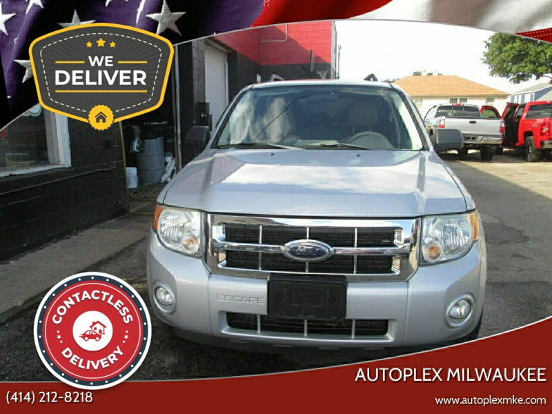 2008 Ford Escape for sale at Autoplex Milwaukee in Milwaukee WI