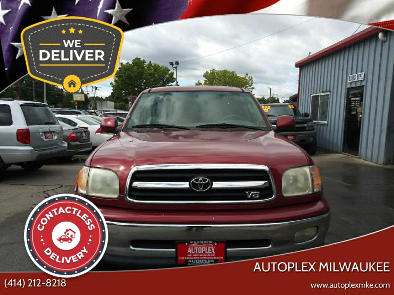 2001 Toyota Tundra for sale at Autoplex Milwaukee in Milwaukee WI