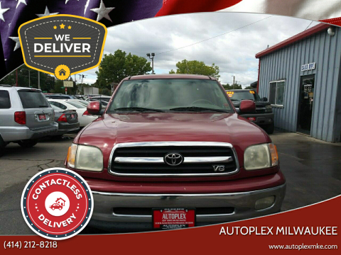 2001 Toyota Tundra for sale at Autoplex Milwaukee in Milwaukee WI