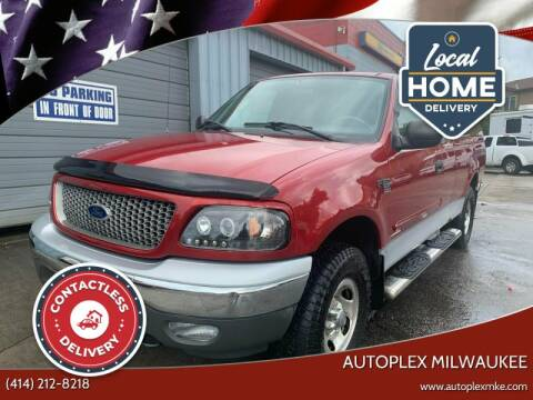 2004 Ford F-150 Heritage for sale at Autoplex Milwaukee in Milwaukee WI