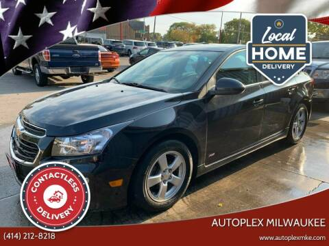 2015 Chevrolet Cruze for sale at Autoplex Milwaukee in Milwaukee WI