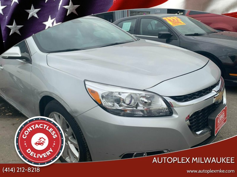 2015 Chevrolet Malibu for sale at Autoplex Milwaukee in Milwaukee WI