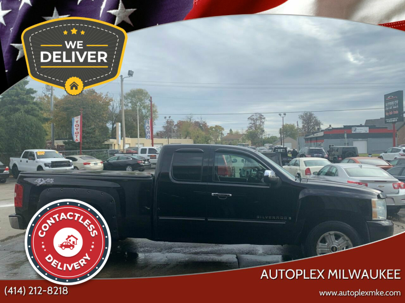 2007 Chevrolet Silverado 1500 for sale at Autoplex Milwaukee in Milwaukee WI