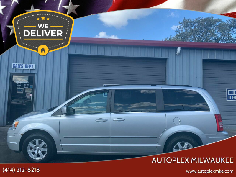 2010 Chrysler Town and Country for sale at Autoplex Milwaukee in Milwaukee WI