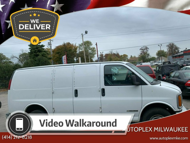 2000 Chevrolet Express Cargo for sale at Autoplex Milwaukee in Milwaukee WI
