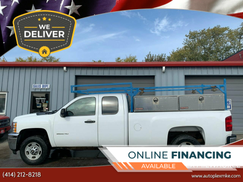 2011 Chevrolet Silverado 2500HD for sale at Autoplex Milwaukee in Milwaukee WI