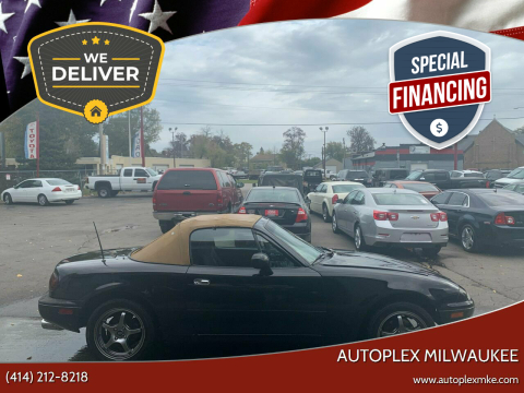 1997 Mazda MX-5 Miata for sale at Autoplex Milwaukee in Milwaukee WI