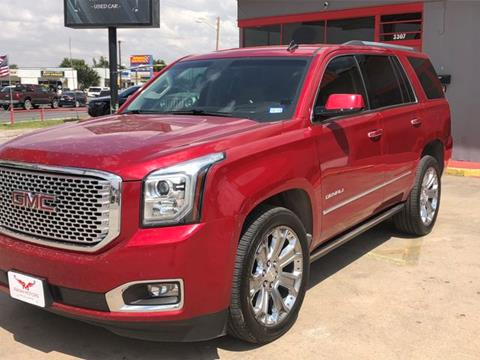 2015 GMC Yukon for sale in Midland, TX