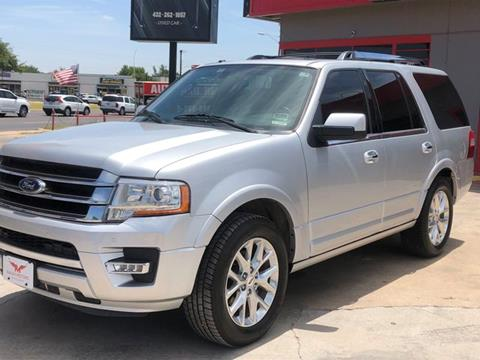 2015 Ford Expedition for sale in Midland, TX