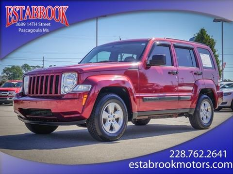 2012 Jeep Liberty for sale in Pascagoula, MS