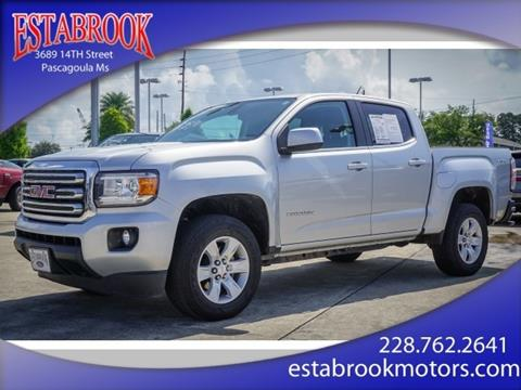 2017 GMC Canyon for sale in Pascagoula, MS