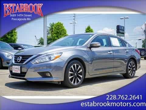2018 Nissan Altima for sale in Pascagoula, MS
