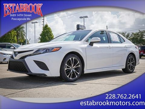 2018 Toyota Camry for sale in Pascagoula, MS