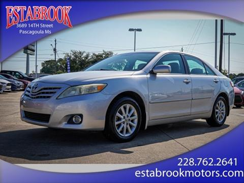 2011 Toyota Camry for sale in Pascagoula, MS