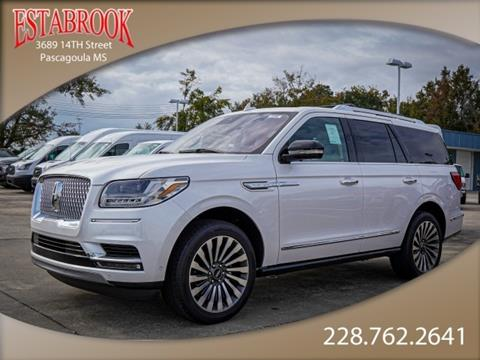 2019 Lincoln Navigator for sale in Pascagoula, MS