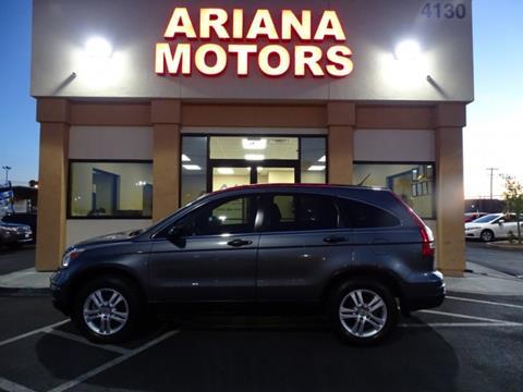 2011 Honda CR V For Sale In Las Vegas, NV