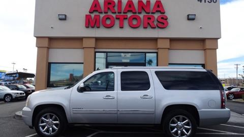 2010 GMC Yukon XL for sale in Las Vegas, NV