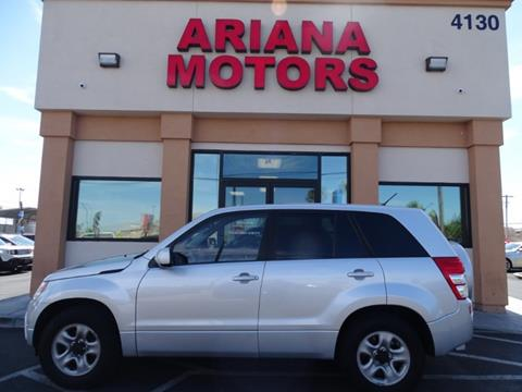 2011 Suzuki Grand Vitara for sale in Las Vegas, NV