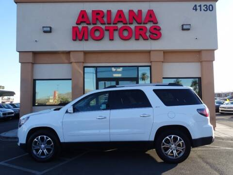 Used Gmc Acadia For Sale In Las Vegas Nv Carsforsale Com