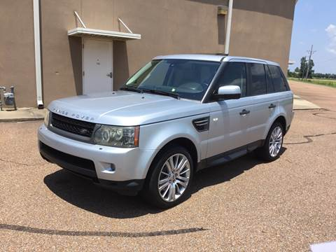 2011 Land Rover Range Rover Sport for sale in Robinsonville, MS