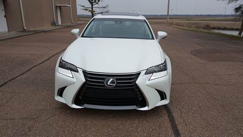 2016 Lexus GS 350 for sale in Robinsonville, MS