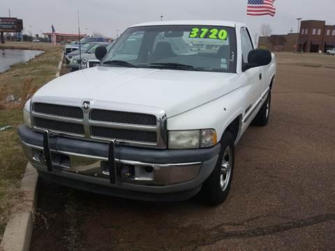 1998 Dodge Ram Pickup 1500 for sale in Robinsonville, MS