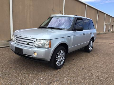 2009 Land Rover Range Rover for sale in Robinsonville, MS