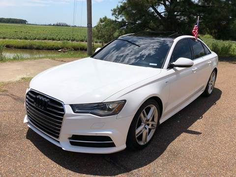 2016 Audi A6 for sale in Robinsonville, MS