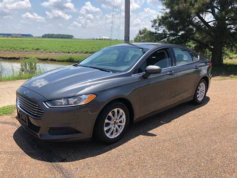 2015 Ford Fusion for sale in Robinsonville, MS
