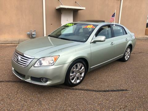 2010 Toyota Avalon for sale in Robinsonville, MS