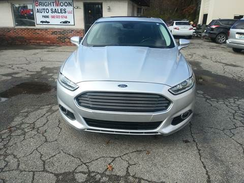 2013 Ford Fusion Hybrid for sale in Louisville, KY