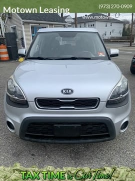 2012 Kia Soul for sale at Motown Leasing in Morristown NJ