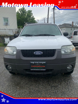 2006 Ford Escape Hybrid for sale at Motown Leasing in Morristown NJ