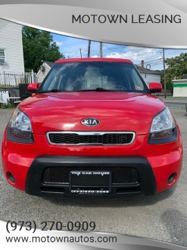 2010 Kia Soul for sale at Motown Leasing in Morristown NJ