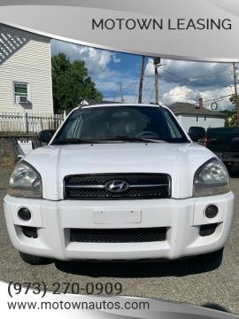 2005 Hyundai Tucson for sale at Motown Leasing in Morristown NJ