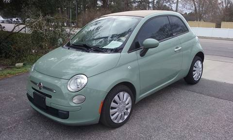 2012 FIAT 500c for sale in Conway, SC
