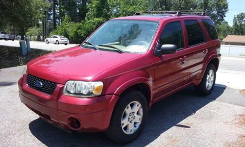 2006 Ford Escape for sale in Conway, SC