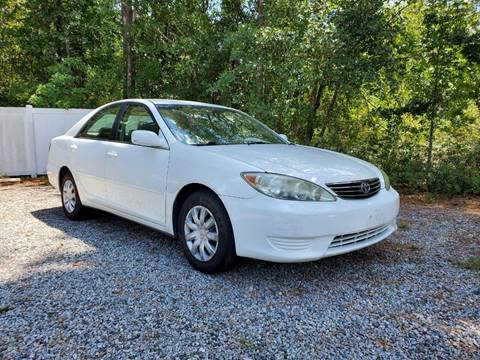 2005 Toyota Camry for sale in Conway, SC