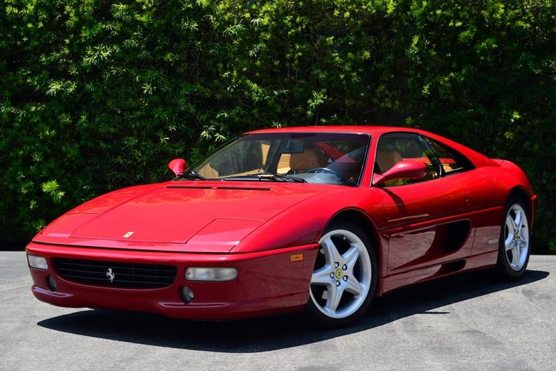 1995 Ferrari F355 In Beverly Hills Ca The Auto Gallery Beverly Hills